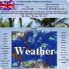 Weather Carribean Area